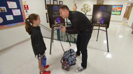 Rossen Reports update: Is your child's backpack too heavy?