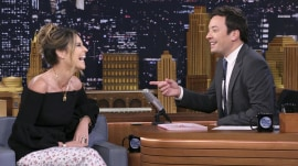 Savannah Guthrie stops by 'The Tonight Show' and forgets Vale's age