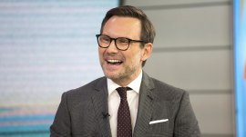 Christian Slater on 'Mr. Robot' twists: I'm 'surprised and amazed'