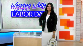 KLG and Hoda ask if they can wear white after Labor Day