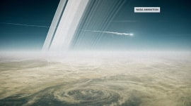 Cassini spacecraft plunges into Saturn, leaving behind memorable images