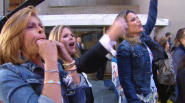 Jenna Bush Hager: My 'mom dancing' to Kelly Clarkson is 'horrifying'