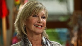 Olivia Newton-John talks friendship with 'Grease' co-star John Travolta