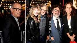 Tom Hanks, Tina Fey turn out for Bruce Springsteen on Broadway