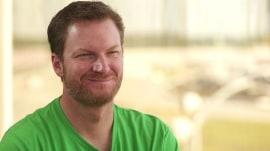NASCAR driver Dale Earnhardt Jr. can't wait to 'be normal' after retirement