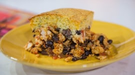 Tex-Mex casserole: Learn how to make Francis Anthony's delicious dish