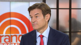 Dr. Oz on alarming rise in HPV-related cancers among men