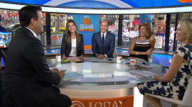 Matt Lauer reveals the time he got dumped… by proxy