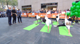TODAY Wellness experts offer tips on exercise, diet, mindfulness