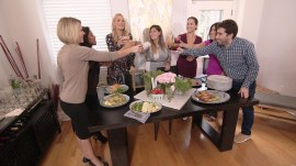 Molly Sims shows Sheinelle Jones (and you) how throw a party in style