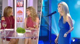 Kathie Lee Gifford reflects on the success of her new song, 'He Saw Jesus'