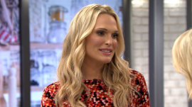 Supermodel (and mom of 3) Molly Sims shows how to organize your home