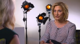 Edie Falco on 'The Menendez Murders': 'They didn't do it for the money'