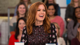 Isla Fisher talks about children's book 'Marge in Charge' (and does Marge's voice)