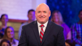 Scott Kelly talks about his new memoir 'Endurance: A Year in Space, a Lifetime of Discovery'