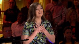 Meet the opera singer whose voice wasn't stilled by 2 lung transplants