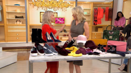 Try This TODAY: Megyn Kelly learns how to wear velvet (and how  you can too!)