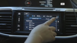 In-vehicle tech dangerously distracts drivers, new study shows