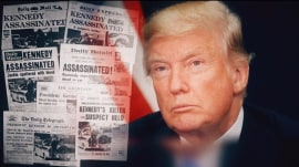 President Trump releases 2,800 secret documents on JFK assassination