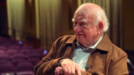 Ed Asner is still going strong at age 87: 'I LOVE spunk'