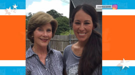 'Fixer Upper's final season will feature Laura Bush and Tim Tebow