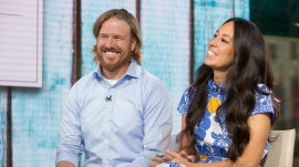 Chip and Joanna Gaines talk end of 'Fixer Upper' to People magazine