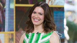 Mandy Moore reveals 'This Is Us' code word for how Jack died