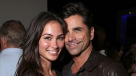 John Stamos gets engaged at Disneyland