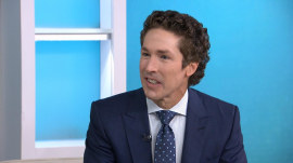 Joel Osteen shares the message behind his new book