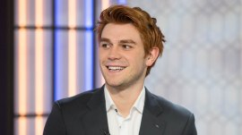 'Riverdale' star KJ Apa reveals how he landed TV role of Archie Andrews