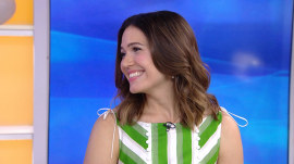 Mandy Moore on 'This Is Us,' her fiance and possibly adopting a child