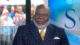T.D. Jakes talks about his inspirational new book 'Soar!'