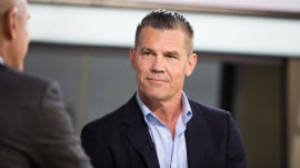 Josh Brolin says he was meant to play a firefighter in new movie 'Only the Brave'