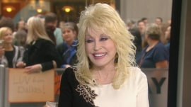 Dolly Parton talks about her new children's album 'I Believe in You' and bullying