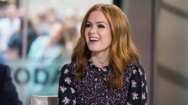 Isla Fisher: I want Betty White to play 'Marge in Charge'