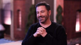 Jimmy Kimmel returns to Brooklyn home, shares hopes for son with Matt Lauer