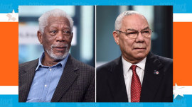 Morgan Freeman to play Colin Powell in biopic