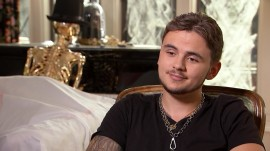 Michael Jackson's son Prince admits he can't dance like dad, but carries on his charity work