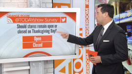 Should retail stores be closed on Thanksgiving? TODAY viewers say…