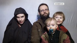 New details emerge about release of American family from Afghanistan