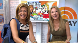 Backpacks that give back, 'The Invisible Partners': KLG and Hoda's Favorite Things
