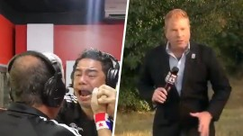 Highs and Lows: Emotional soccer announcers, hilarious cat sighting