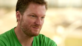 Dale Earnhardt Jr.: My father was 'everybody's hero'