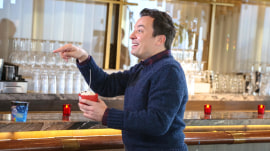 Jimmy Fallon has a new ice cream coming out – but the flavor is a secret!