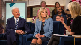 Joe and Jill Biden on Beau's cancer diagnosis: We always had hope