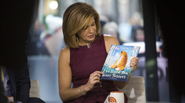 Get a first look at the cover of Hoda Kotb's upcoming children book