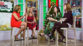 Kathryn Hahn reveals how she got Susan Sarandon to join 'Bad Moms Christmas'