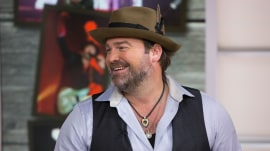 Country star Lee Brice talks about his new album and his baby girl