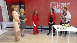 Meet 2 women taking the Live Longer and Stronger Challenge for heart health