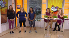 Trim Before Turkey: 3 TODAY viewers have lost a total of 48 pounds!
